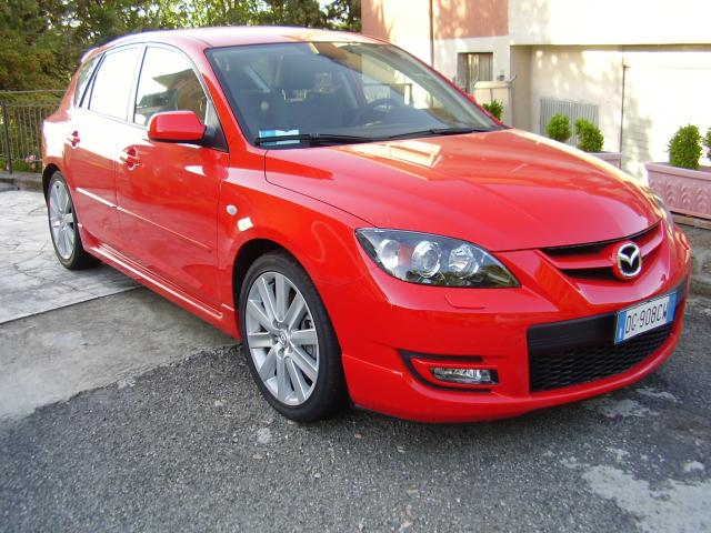 mazda club italia leggi argomento mazda 3 mps meno di 25000km vendo. Black Bedroom Furniture Sets. Home Design Ideas